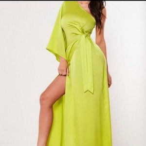 Women's cut out maxi dress